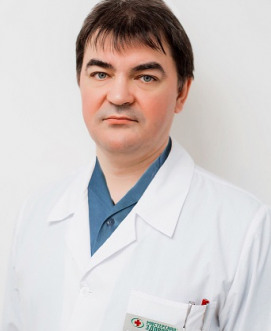 Травматолог-ортопед Беляев Евгений Михайлович
