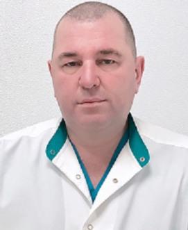 Травматолог-ортопед Бизюков Олег Валерьевич