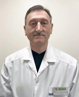 Травматолог-ортопед Черкашин Геннадий Васильевич