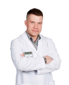 Врач спортивной медицины и реабилитолог Чукаев Александр Владимирович