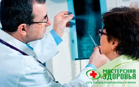 Комплексная диагностика болезней суставов и позвоночника