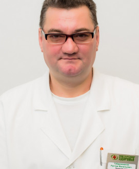 Травматолог-ортопед Габдрахманов Рустам Фанильевич