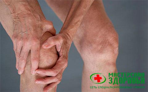 Гонартроз коленного сустава: симптомы, диагностика и лечение