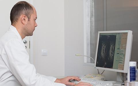 Грыжа шейного отдела позвоночника: симптомы, диагностика, лечение