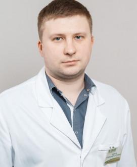 Невролог Крюков Александр Станиславович