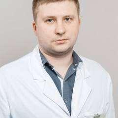 Врач Крюков  Александр Сергеевич