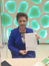 Отзыв клиента: Шишова Наталья Юрьевна
