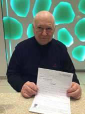 Отзыв клиента: Свитнев Владимир Евгеньевич