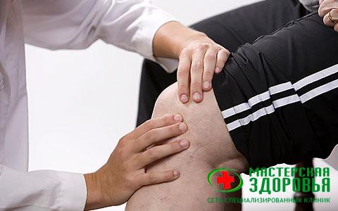 Мениск: симптомы и лечение повреждений мениска коленного сустава