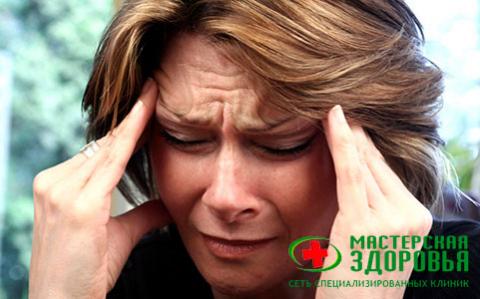 Шейная мигрень: симптомы, как снять головную боль ивылечить синдром