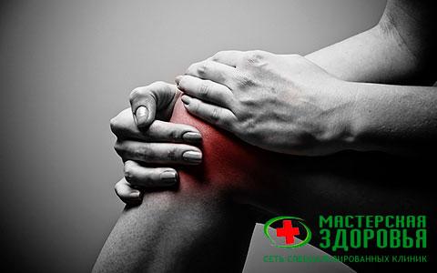 Остеоартроз: симптомы, диагностика, лечение