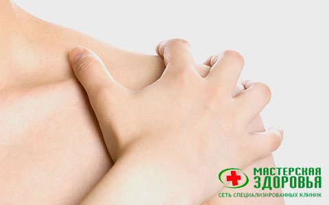 Плечелопаточный периартрит: симптомы, лечение плечевого периартрита