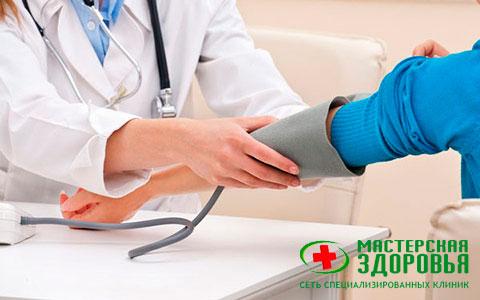 Скачки артериального давления: причины, диагностика и лечение