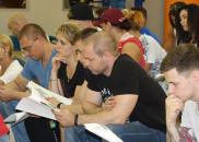 Состоялся семинар по повышению квалификации тренеров
