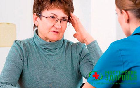 Спазм сосудов головного мозга: симптомы, причины илечение