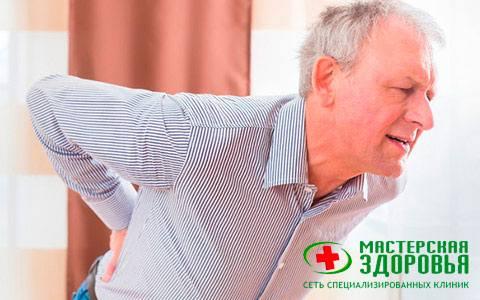 Симптомы болезней позвоночника и суставов: что у вас болит?