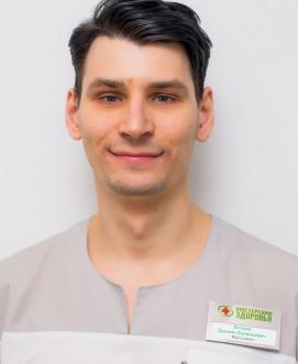 Врач-массажист Ветров Даниил Евгеньевич