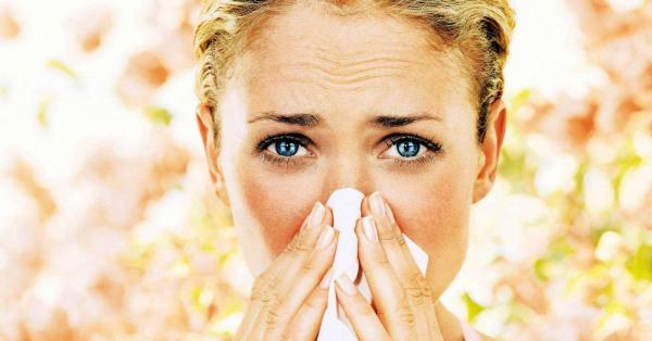 10 правил, которые помогут побороть весеннюю аллергию