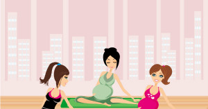 3 простых упражнения для беременных, которые снимут боль в спине