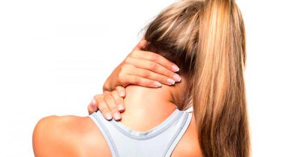 Боль в шее: как быстро себе помочь?