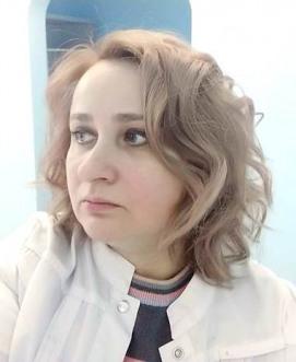 Невролог Голосова Оксана Александровна