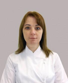 Врач-невролог Горецкая Милана Вячеславовна