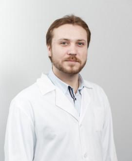 Невролог Маслёнин Максим Игоревич