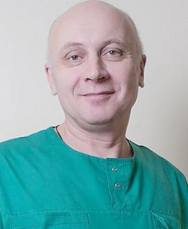 Массажист Губернаторов Сергей Николаевич