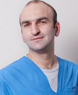 Врач-массажист Гвирджишвили Давид Тенгизович