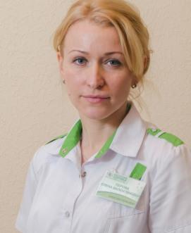 Врач-реабилитолог Перова Елена Валентиновна