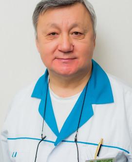 Рефлексотерапевт Ян Владимир Юрьевич