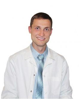 Врач рентгенолог Калько Виталий Геннадьевич