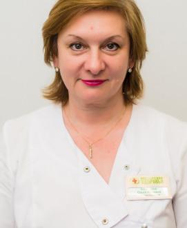 Врач-физиотерапевт Кирьянова  Ольга Юрьевна