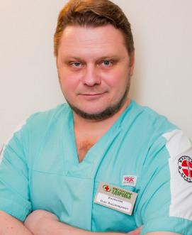 Врач спортивной медицины, кинезиолог, ЛФК Колмыков Олег Владимирович