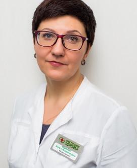 Физиотерапевт Корюкина Инесса Владимировна