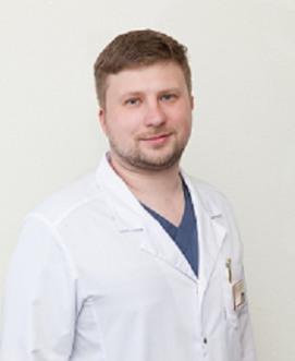 Главный врач Крюков Александр Сергеевич