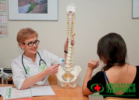 Дорсопатия позвоночника: причины, лечение