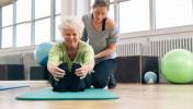 Упражнения для суставов и позвоночника по методу миодинамики