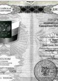 Никольский Дмитрий Вячеславович:фото сертификатов, диплома