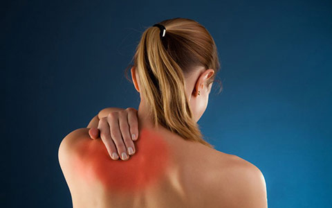 Боль между лопаток: причины,диагностика,лечение