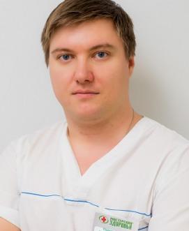 Кинезиолог Поднесинский Кирилл Валерьевич
