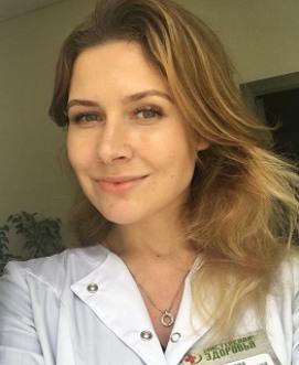 Врач рентгенолог Жандарова Ольга Александровна
